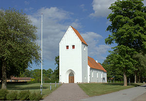 Vojens Kirke. Church in Denmark 001.jpg