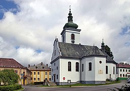 Volary CZ St Catherine church side.jpg