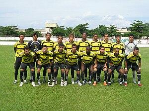 Volta Redonda Futebol Clube - Team photo from the 2008 season