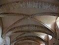 Voltes de la capella inferior de Sant Martí de la cartoixa de Valldecrist.JPG