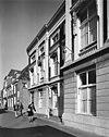 voorgevel bejaardenhuis (dameshuis) - delft - 20052897 - rce