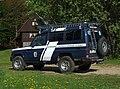 Vozidlo Horské služby - Ramzová.JPG