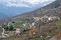 Vue du village de Saint-Léger en venant du col éponyme.JPG