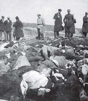 Vyborg massacre - Victims of the massacre in the Annenkrone Fortress