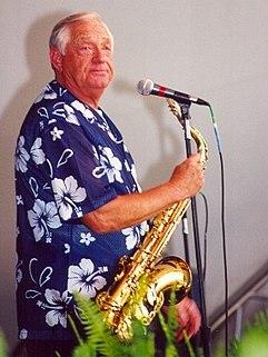 Boots Randolph American musician