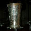 WLANL - hansfokke - Zilveren Beker van het Schippersgilde ( Zilveren beker met vers van het schippersgilde anno 1650).jpg