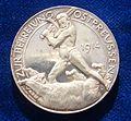 WWI German Silver Medal East Prussia 1914. Reverse.jpg