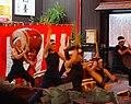 Wadaiko drum performance in Bansho-ji - 2.jpg