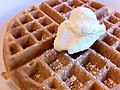 Waffle with whipped cream.jpg