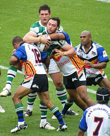c1326c78ea53ce Indigenous All Stars (rugby league) - The Dreamtime Team playing the NZ  Maori Team