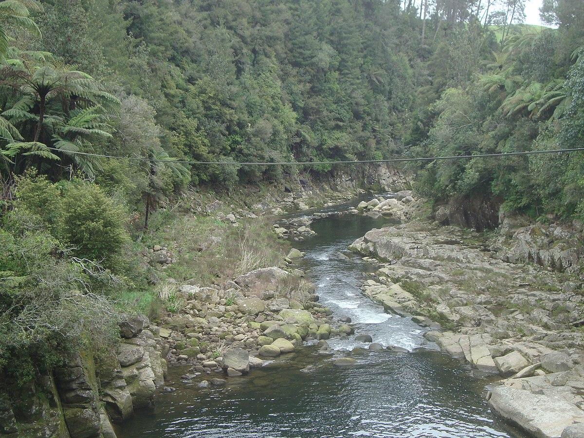River: Wairoa River (Bay Of Plenty)