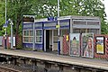 Waiting shelter, platform 1, Cheadle Hulme railway station (geograph 4524394).jpg