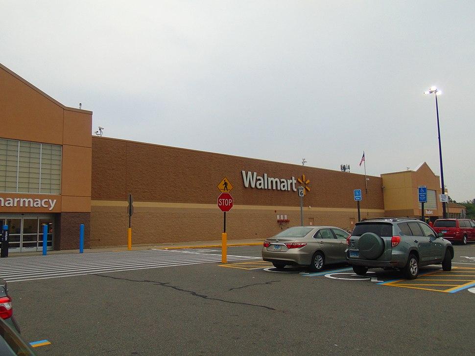 Walmart Supercenter, North Windham, CT