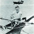 Walter Hoover posing in the single that he designed.jpg