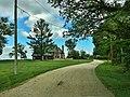 Walter Sheaffer House NRHP 06000858 Lee County, IA.jpg