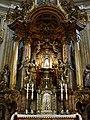 Wambierzyce - Basilica of the Visitation of Our Lady - high altar.jpg