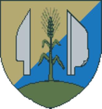 Deutsch-Wagram - Image: Wappen Deutsch Wagram