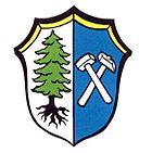 Das Wappen von Maxhütte-Haidhof