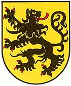 Coat of arms of the local community Quirnbach / Pfalz