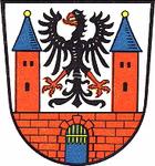 Das Wappen von Schnackenburg