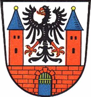 Schnackenburg - Image: Wappen Stadt Schnackenburg