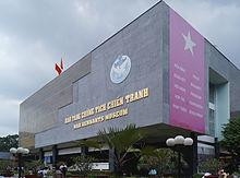 War Remnants Museum, main building
