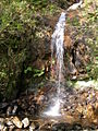 Waterfall on Inninmore path, near Rubha an t-Sasunnach - geograph.org.uk - 686072.jpg