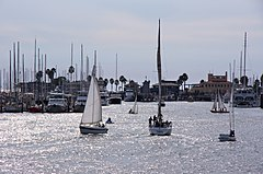 Waterfront, Santa Barbara, CA - panoramio (1)
