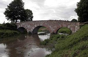 Lorsch - Wattenheimer Brücke