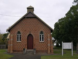 Wauchope, New South Wales - Presbyterian Church, Wauchope