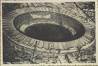 Estádio Mário Filho- Rio de Janeiro