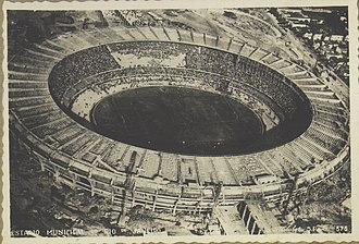 1950 FIFA World Cup - Image: Werner Haberkorn Gloria Rio de Janeiro