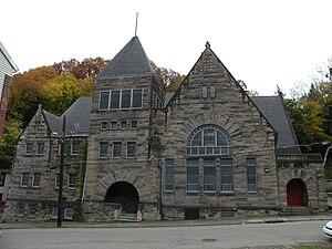 Longfellow, Alden & Harlow - Image: West End United Methodist Church