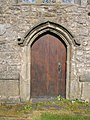 West Door, St Oswalds, Horton in Ribblesdale - geograph.org.uk - 428526.jpg