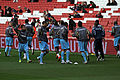 West Ham warm up (5130423399).jpg