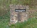 Westleigh, the newest village in Britain^ - geograph.org.uk - 1246915.jpg