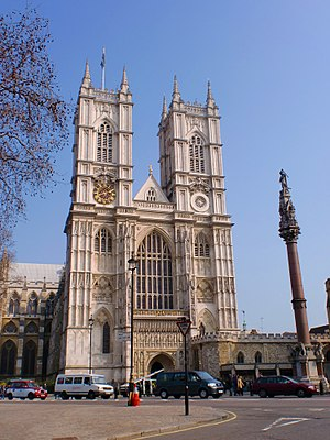 Westminster - Image: Westminster Abbey