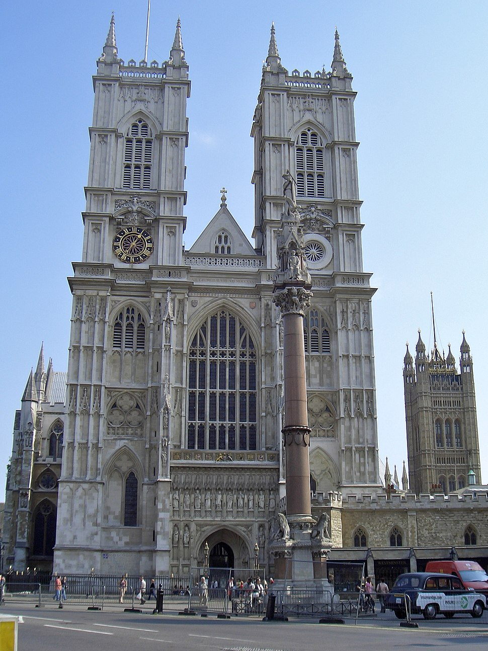 Westminster Abbey, 2006