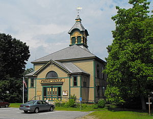 Westminster (town), Vermont - Westminster Town Hall