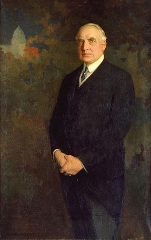 Presidency of Warren G. Harding - Harding (1922)