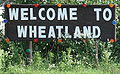 Wheatland Iowa 20090712 Welcome Sign.JPG
