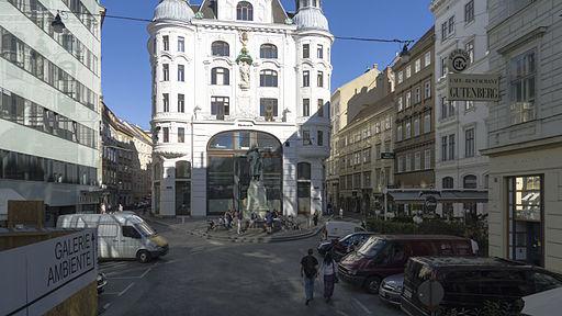 Wien 01 Lugeck a