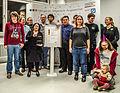 Wikidata Birthday Group picture Land der Ideen.jpg