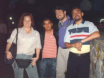 Wikiencuentros en Venezuela 2011-09