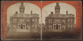 Willard Asylum, Ovid, N.Y. Main building and general entrance for visitors, by W. L. Hall.png