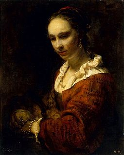 painting by Willem Drost
