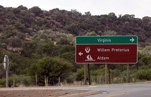 Willem Pretorius Game Reserve - Image: Willem Pretorius Game Reserve 001
