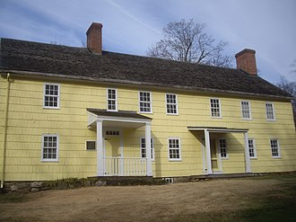 Stony Brook, New York - The William Sidney Mount House