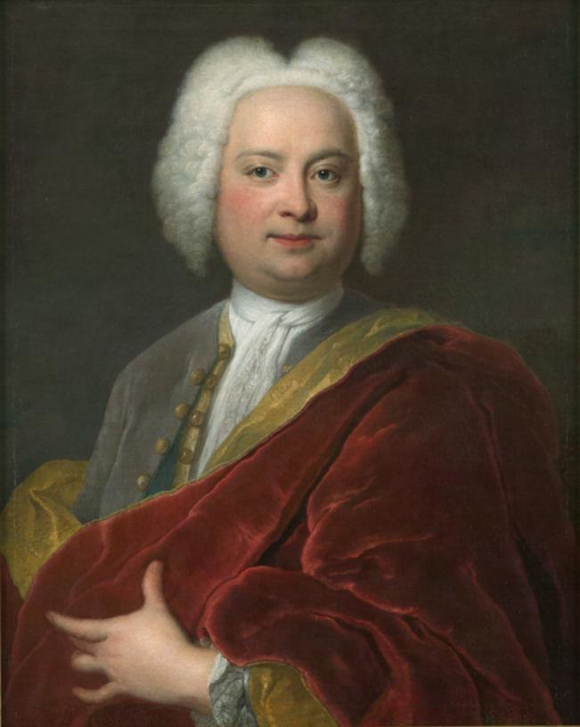 William Anne Keppel, 2nd Earl of Albemarle, by Charles Philips