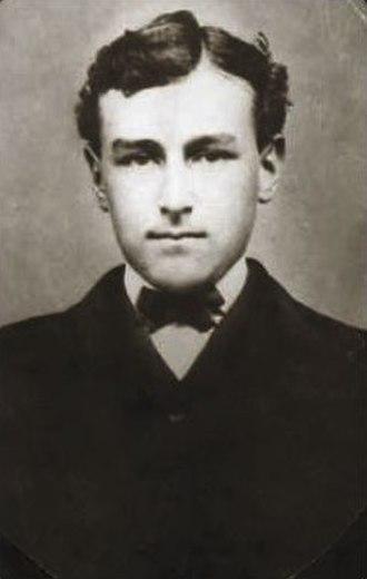 William Cornell Greene - Image: William Cornell Greene (1852 1911) Circa 1870